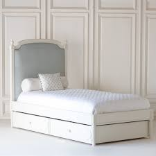 simple trundle bed by the beautiful bed company