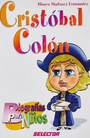 cristobal colon christopher columbus biografias para ninos