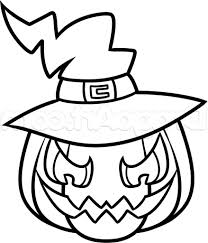 halloween halloween drawings easy how to draw cartoon spider