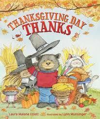 thanksgiving day thanks by malone elliott
