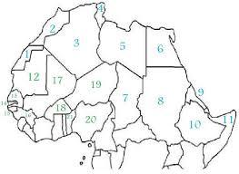west africa map quiz west africa countries capitals proprofs quiz