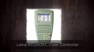 leica rx1250x monochrome controller youtube