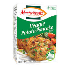 potato pancake mix manischewitz veggie potato pancake mix
