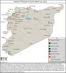 Syria War Map by These Are The Assad U0027s Regime U0027s 4 Biggest Military Goals In The