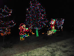 christmas lights train ride travel nc with kids kannapolis village christmas festival in nc