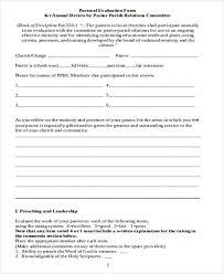 training evaluation form in doc sample u2013 self evaluation values