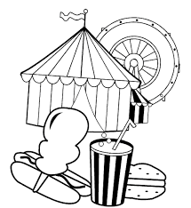 circus coloring pages 24 coloring pages kids