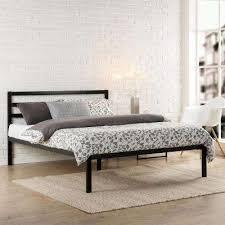 Platform Bed Modern Platform Beds U0026 Headboards Bedroom Furniture The Home Depot