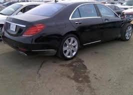 2014 S550 Interior Export Salvage 2014 Mercedes Benz S550 V Black On Beige
