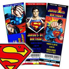 superman theme birthday party supermanmovie birthday party