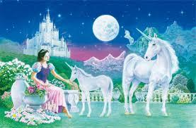unicorn art unicorn art print unicorn paintings butterflies unicorn princess by robin koni fantasy art mini mural mini wall mural