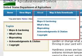 Gardening Zones By Zip Code - how to use this website usda plant hardiness zone map