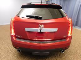 2014 used cadillac srx awd 4dr premium collection at north coast