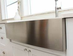 how to install stainless steel farmhouse sink i am doing a kitchen remodel and have my heart set on a stainless