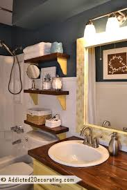 Condo Bathroom Ideas Colors 32 Best Blue Bathrooms Images On Pinterest Room Home And
