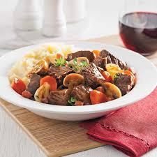 cuisiner le boeuf bourguignon bœuf bourguignon recettes cuisine et nutrition pratico pratique