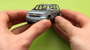 matchbox chevy suburban 2008 chevrolet tahoe welly toys youtube