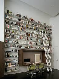 bibliothèque avec bureau intégré bibliotheque avec bureau integre bureau atypique bureau avec