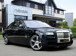 used rolls royce ghost cars for sale with pistonheads