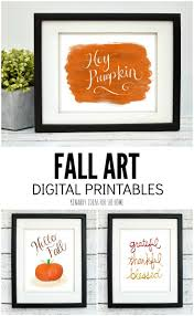 fall art 12 autumn halloween u0026 thanksgiving prints kenarry
