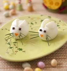 idee cuisine facile petites souris en oeuf dur recipe food easter and cuisine