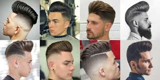 pompadour haircut mens pompadour hairstyle for men men s haircuts hairstyles 2018