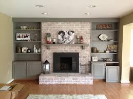 target home decor weekend brick fireplace makeover ideas fireplace andante lagune