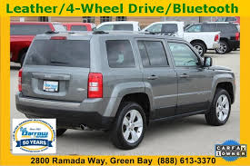 jeep patriot latitude 2011 used one owner 2011 jeep patriot latitude x green bay wi near