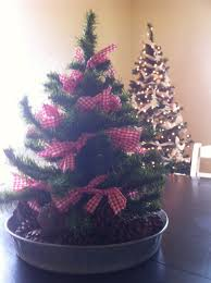 mini country christmas tree christmas decor u0026 ideas pinterest