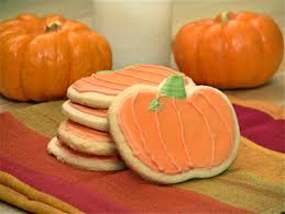 pumpkin sugar cookies eat drink love