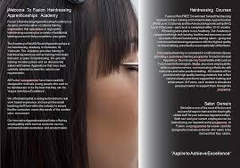 fusion hair consultants academy