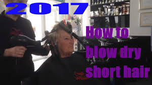 johnbeerens hairstyler how to blow dry short hairstyles technique 2017 hoe doe je fohnen