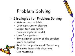 problem solving working backwards worksheets tips unfair cf
