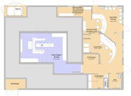 floor plan car dealership rad trv system