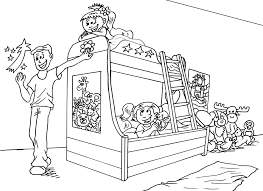 bedroom printable coloring pages coloring pages ideas bedroom