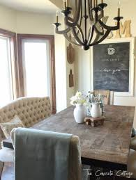the concrete cottage dining room restyle