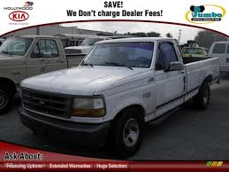 1992 Ford F150 1992 Oxford White Ford F150 Xl Regular Cab 63451148 Gtcarlot