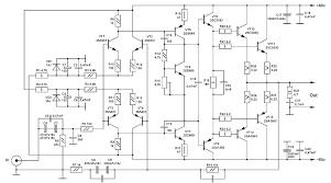 high quality monoblock power amplifier u2013 circuit wiring diagrams