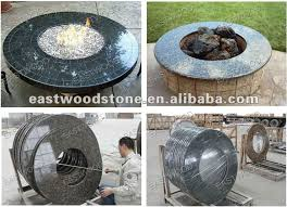 Granite Fire Pit by Fire Pit Rings Fire Pit Lid Stone Fire Pit Granite Outdoor Fire