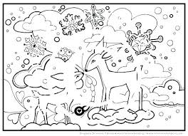 coloring pages about winter winter holiday coloring pages yuga me