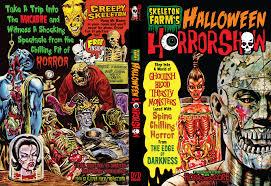 the horrors of halloween the return of skeleton farm u0027s halloween