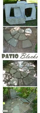 Make Your Own Patio Pavers Make Your Way Using Patio Blocks Bellissimainteriors