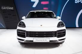 porsche cayenne turbo get to the mall fast in the 2019 porsche cayenne turbo