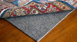 Hardwood Floor Rug Pad Oriental Rug Pad For Hardwood Floors Rubber Felt Pad