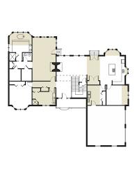 one floor plan four ways