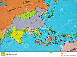 Global Map Of The World by Global Map Of Asia And World World Map Of Asia Spainforum Me