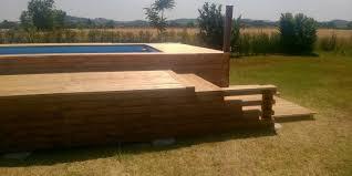 rivestimento in legno per piscine fuori terra md studio wood rivestimenti per piscine fuori terra o interrate