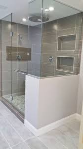 Master Bathroom Tile Ideas Photos Best 20 Gray Shower Tile Ideas On Pinterest Large Tile Shower