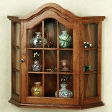 Wall Curio Cabinet With Glass Doors Wall Curio Cabinet Wall Curio Cabinet Shadow Box Display