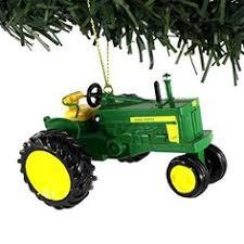 2 deere utility tractor ornament johndeere tractors